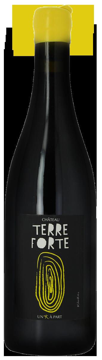 Une K à part vin vinifié par Nadine Auray